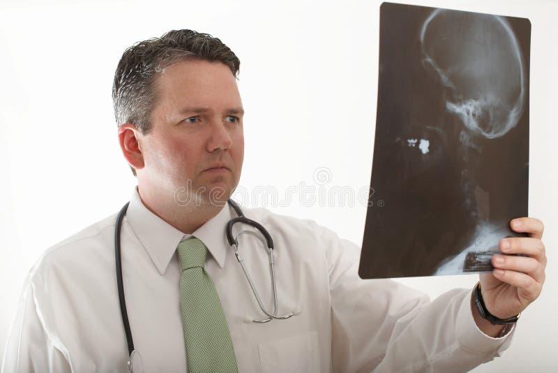 ακτίνα Χ γιατρών στοκ εικόνα