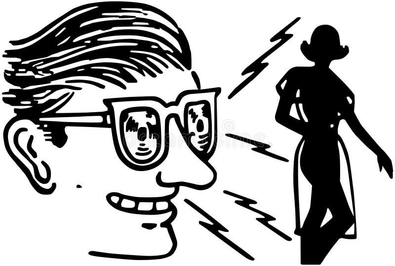 Ακτίνα X Specs απεικόνιση αποθεμάτων