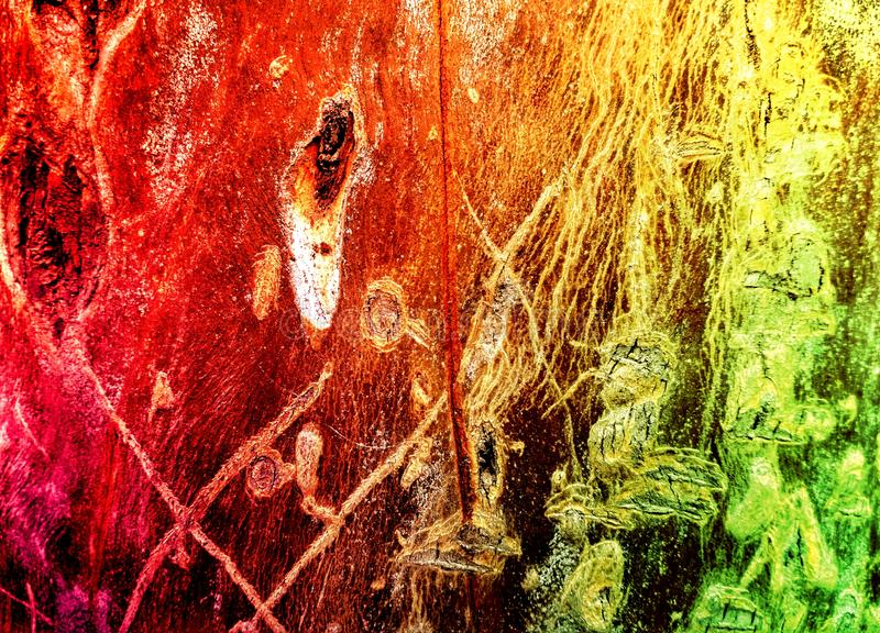 Ακτινοβολήστε σύσταση βράχων Βαθμός, σκληρά colourfull βράχοι Backgroundsmall, τοίχος στοκ φωτογραφία με δικαίωμα ελεύθερης χρήσης
