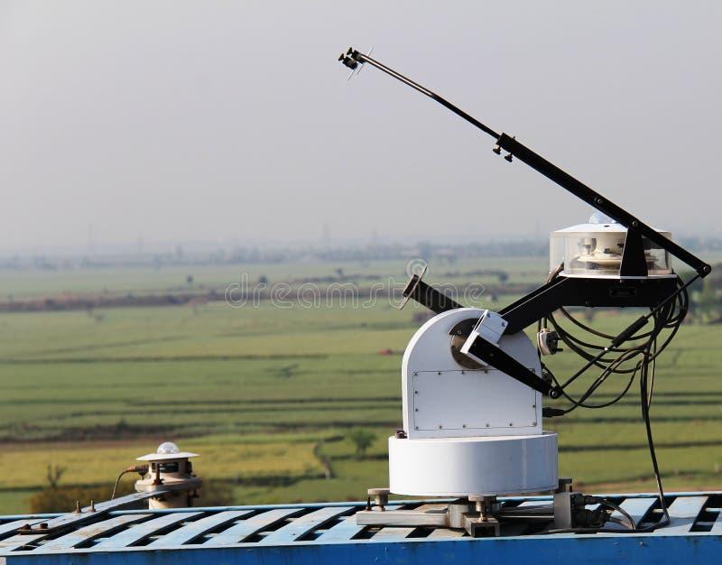 ακτινοβολία μέτρησης εξοπλισμού ηλιακή στοκ φωτογραφίες με δικαίωμα ελεύθερης χρήσης