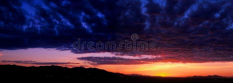 αλατισμένη κοιλάδα ηλιο& στοκ εικόνες με δικαίωμα ελεύθερης χρήσης