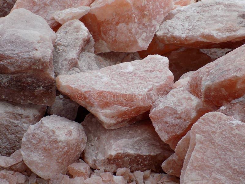 Αλατισμένος βράχος Himalayan στοκ φωτογραφία με δικαίωμα ελεύθερης χρήσης
