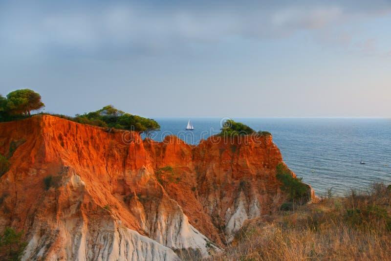 Αλγκάρβε Πορτογαλία στοκ εικόνα