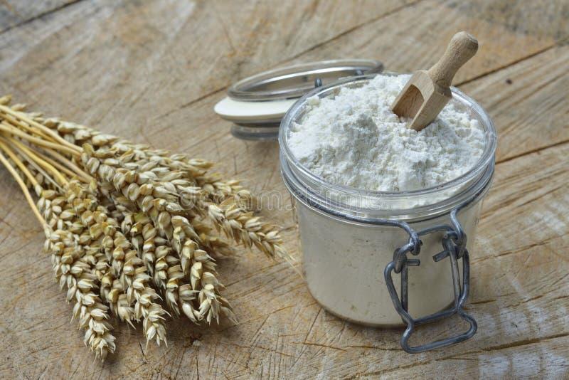Αλεύρι, ψωμί και δημητριακά στοκ φωτογραφίες με δικαίωμα ελεύθερης χρήσης