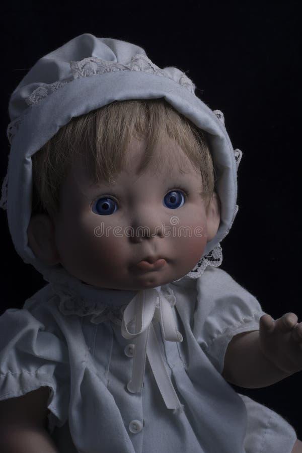 Αληθοφανές μωρό - κούκλα στοκ εικόνα με δικαίωμα ελεύθερης χρήσης