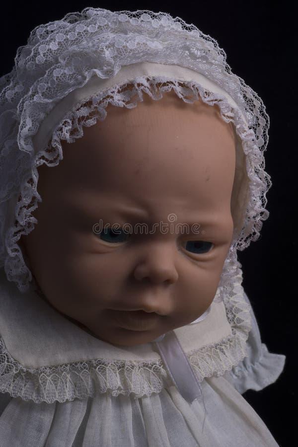 Αληθοφανές μωρό - κούκλα στοκ φωτογραφίες με δικαίωμα ελεύθερης χρήσης