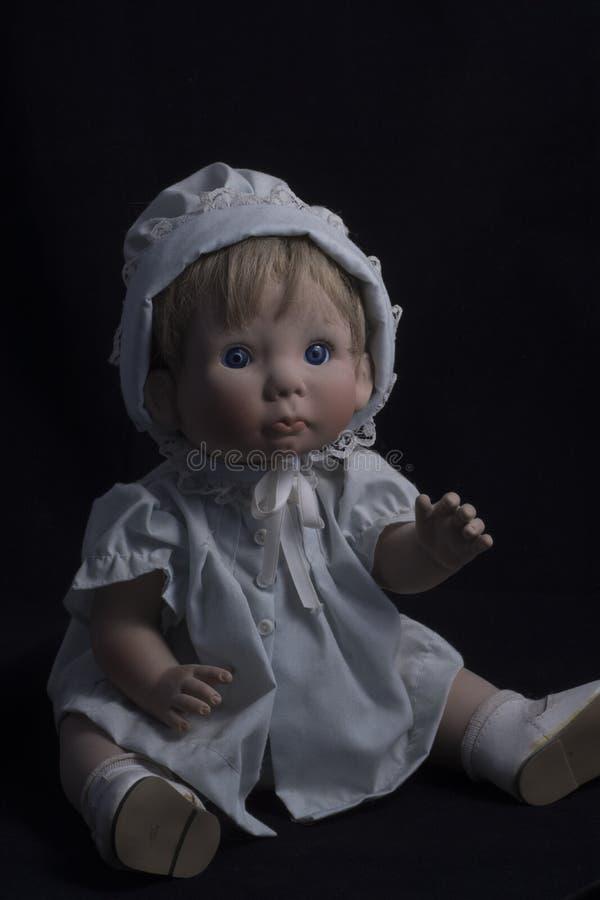 Αληθοφανές μωρό - κούκλα στοκ εικόνες με δικαίωμα ελεύθερης χρήσης