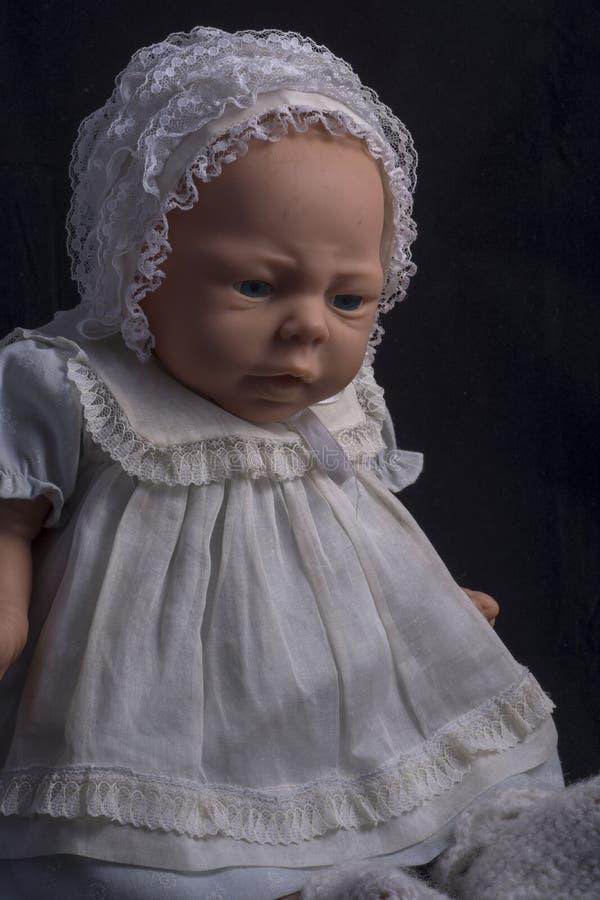 Αληθοφανές μωρό - κούκλα στοκ φωτογραφία με δικαίωμα ελεύθερης χρήσης