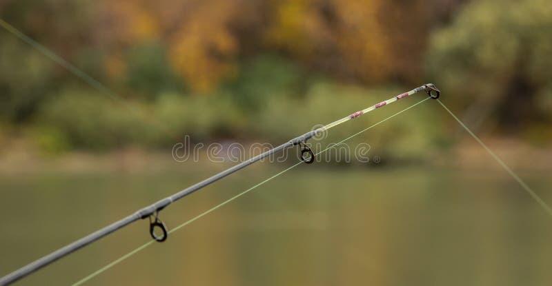 Αλιεία των αποσυνθέσεων που περιμένουν τη σειρά στοκ εικόνες