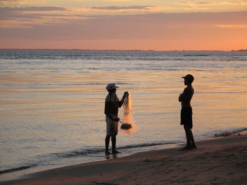 αλιείες Στοκ Εικόνες