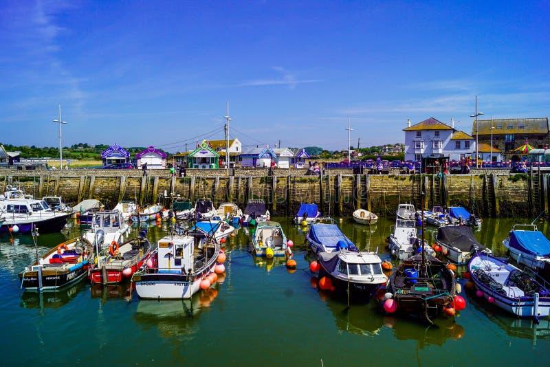 Αλιευτικά σκάφη στο δυτικό κόλπο στοκ εικόνες με δικαίωμα ελεύθερης χρήσης