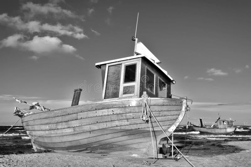 Αλιευτικό σκάφος στοκ φωτογραφίες με δικαίωμα ελεύθερης χρήσης
