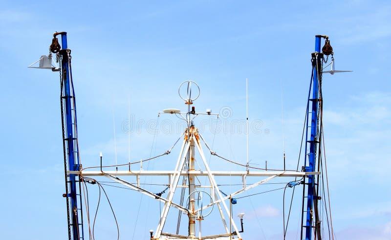 Αλιευτικό σκάφος Στοκ Εικόνα