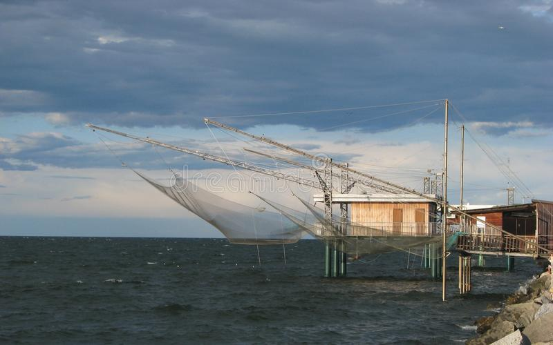 αλιεύοντας το σπίτι παρα&de στοκ εικόνες με δικαίωμα ελεύθερης χρήσης