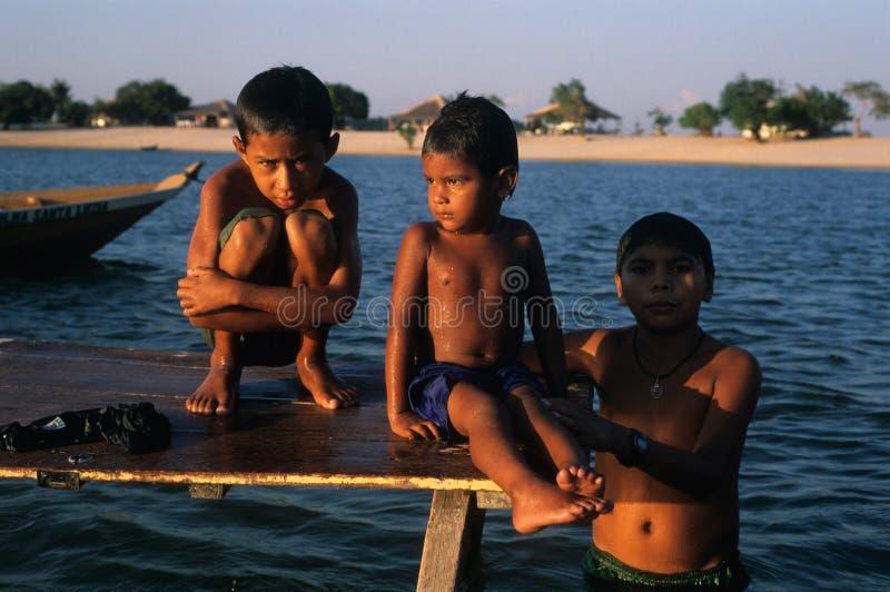 αλλάξτε το chao της Βραζιλίας στοκ εικόνες