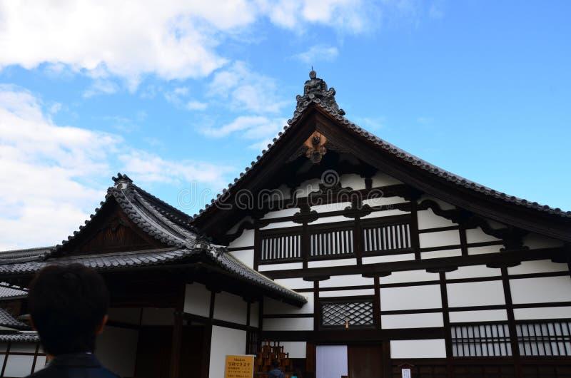Αλλαγή Ιαπωνία χρώματος φύλλων Kinkakuji στοκ φωτογραφία με δικαίωμα ελεύθερης χρήσης