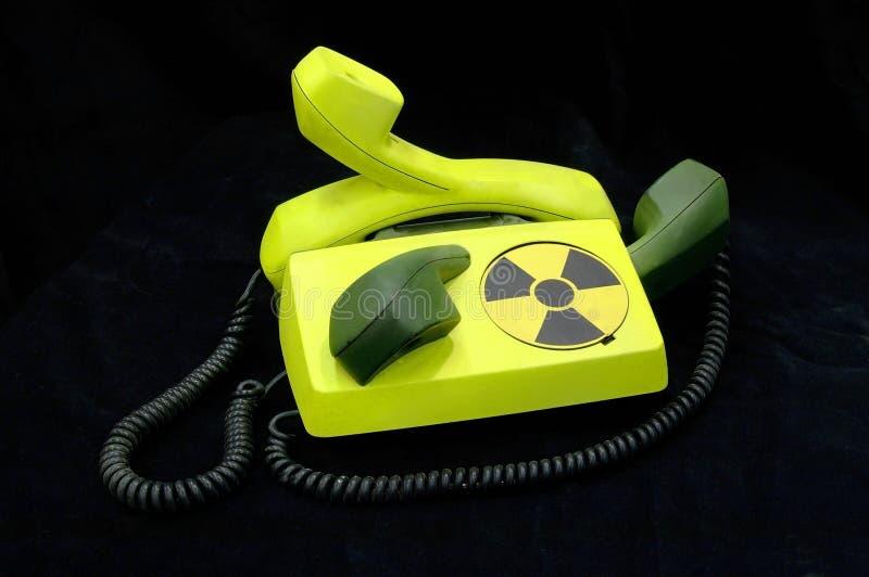 αλλοιωμένο τηλέφωνο Στοκ Εικόνες