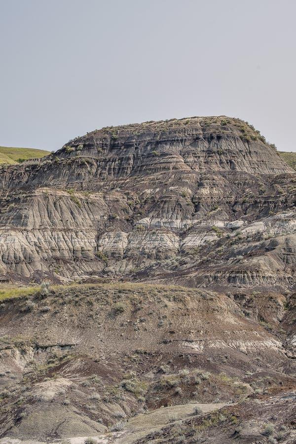 Αλμπέρτα Badlands στοκ εικόνα με δικαίωμα ελεύθερης χρήσης