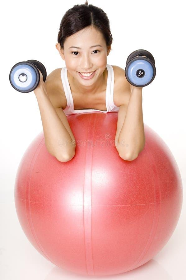 Αλτήρας Workout στοκ φωτογραφία