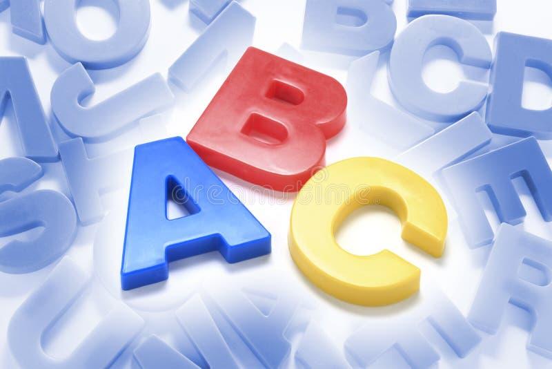 αλφάβητα στοκ φωτογραφία με δικαίωμα ελεύθερης χρήσης
