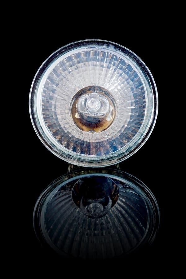 αλόγονο lightbulb μικρό στοκ εικόνα με δικαίωμα ελεύθερης χρήσης