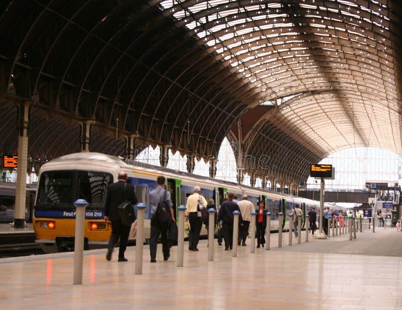 αμαξοστοιχία περιφερειακού σιδηροδρόμου στοκ εικόνα με δικαίωμα ελεύθερης χρήσης
