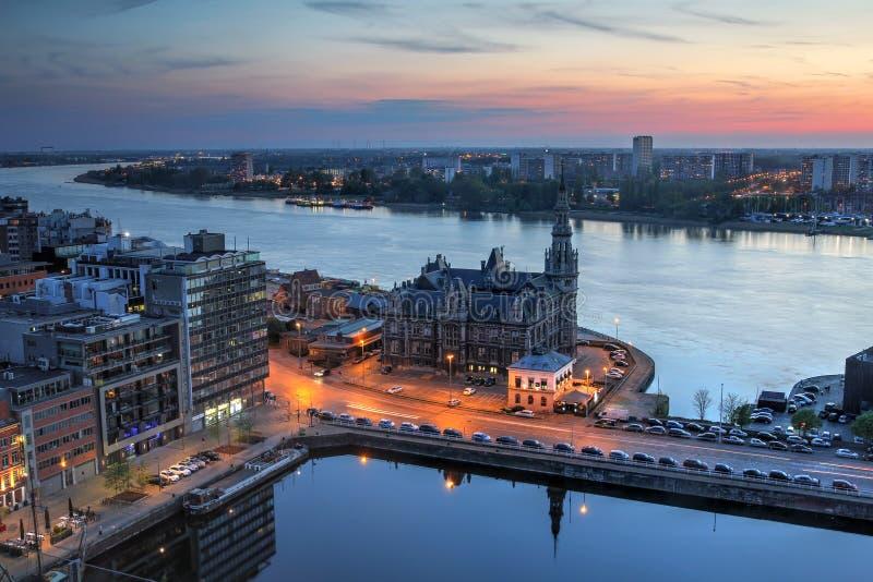 Αμβέρσα Βέλγιο στοκ εικόνα