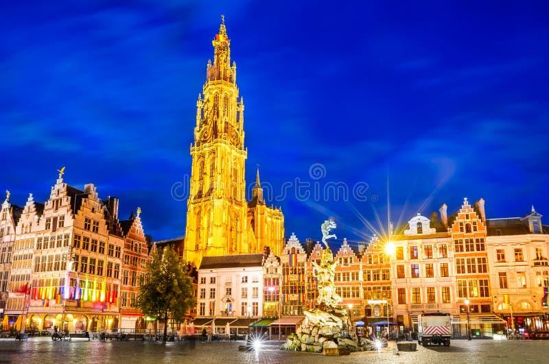 Αμβέρσα Βέλγιο στοκ εικόνες