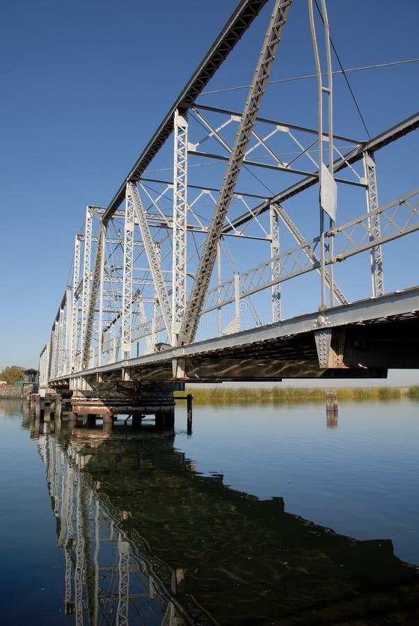αμερικανική γέφυρα αγρο&ta στοκ εικόνα με δικαίωμα ελεύθερης χρήσης