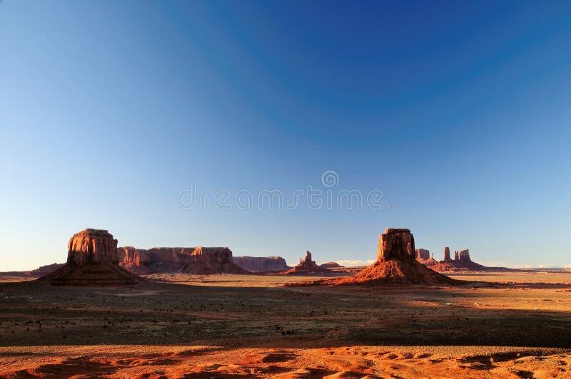 αμερικανική δύση τοπίων στοκ φωτογραφίες με δικαίωμα ελεύθερης χρήσης