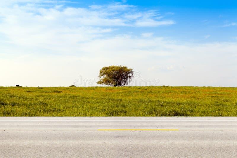 Αμερικανική εθνική οδός στοκ φωτογραφίες