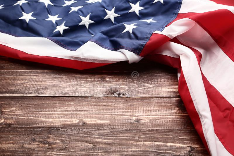 αμερικανική σημαία στοκ φωτογραφία με δικαίωμα ελεύθερης χρήσης