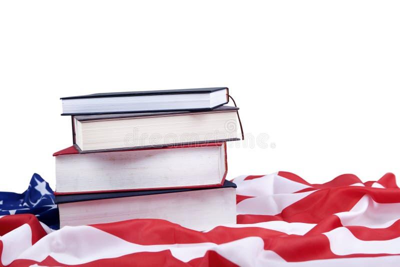 αμερικανική φωτογραφία ζητημάτων έννοιας εκπαιδευτική στοκ εικόνα με δικαίωμα ελεύθερης χρήσης