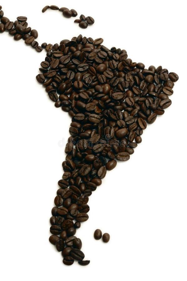 αμερικανικός καφές στοκ εικόνες