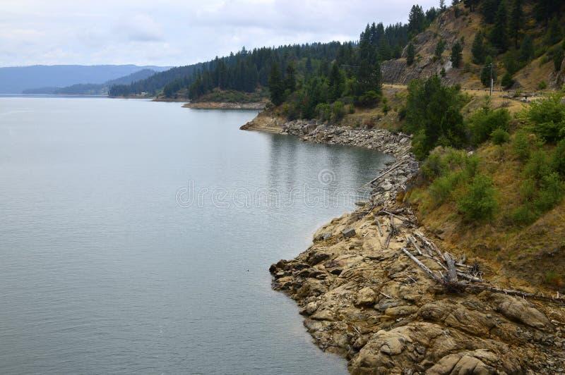 Αμερικανικός μεγάλος ποταμός στοκ εικόνα