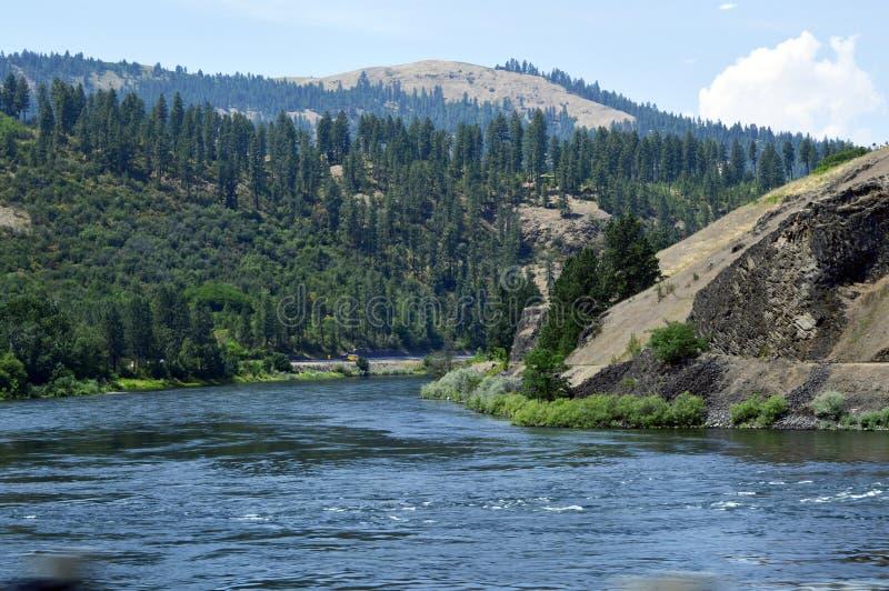 Αμερικανικός μεγάλος ποταμός στοκ εικόνα με δικαίωμα ελεύθερης χρήσης