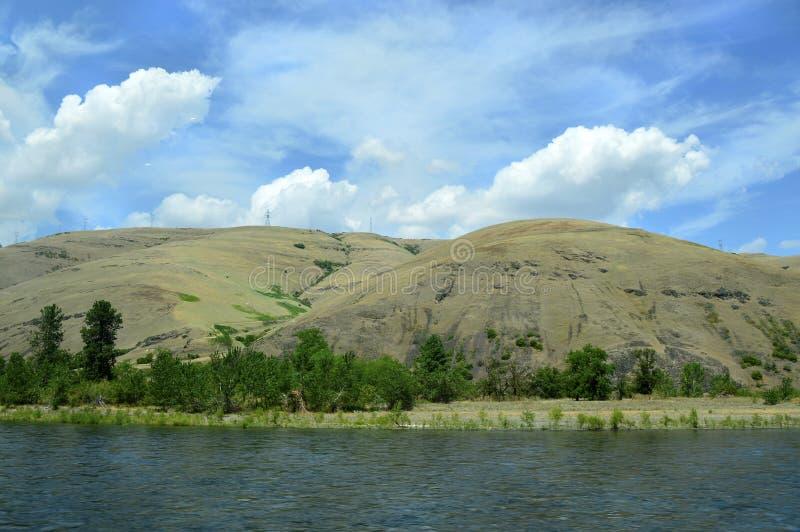 Αμερικανικός μεγάλος ποταμός στοκ φωτογραφίες
