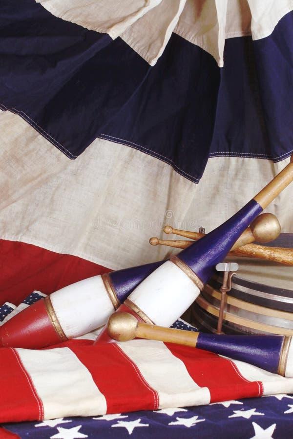 Download αμερικανικός τρύγος στοκ εικόνα. εικόνα από σημαία, εθνικός - 13183073