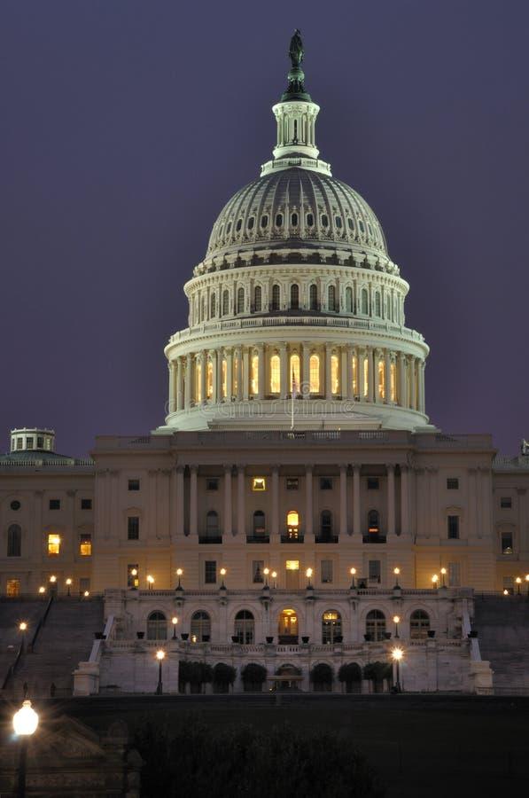 Αμερικανικό κεφάλαιο στοκ φωτογραφία