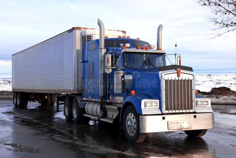 αμερικανικό κλασσικό truck στοκ εικόνες