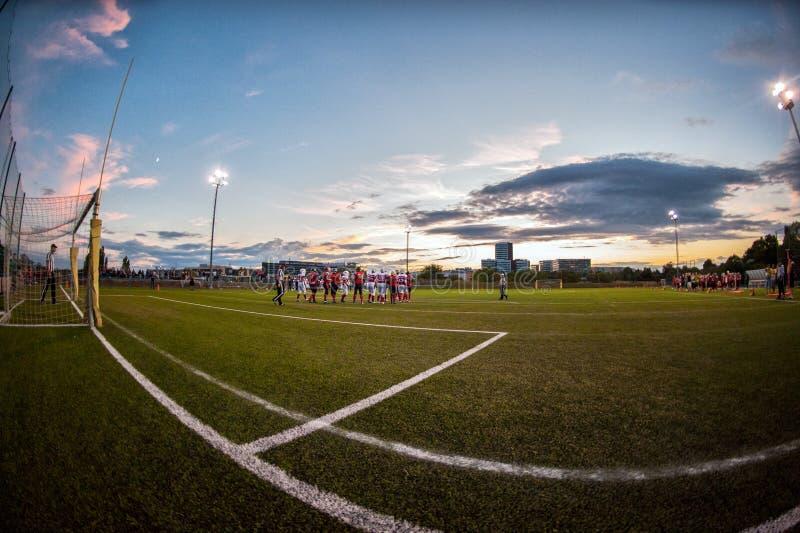 αμερικανικό ποδόσφαιρο στοκ εικόνες