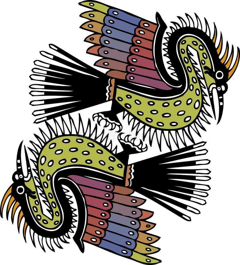 αμερικανικό πρότυπο καλ&lambd διανυσματική απεικόνιση