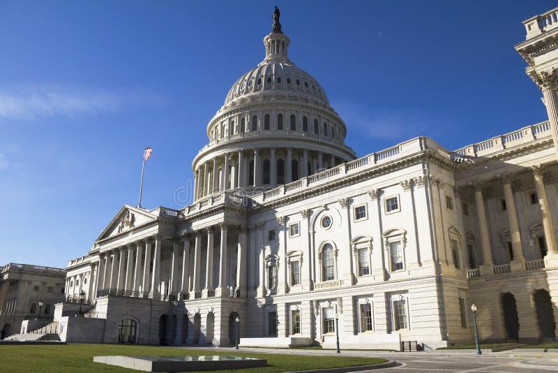 Αμερικανικό Capitol κτήριο στοκ φωτογραφίες