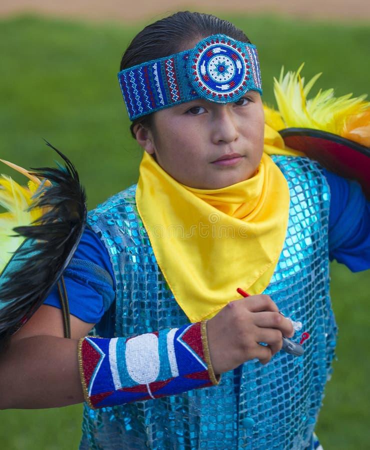 Αμερικανός ιθαγενής στοκ εικόνα