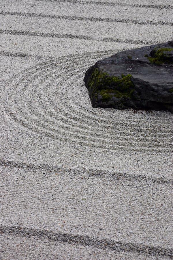 αμμοχάλικο 4 κήπων στοκ εικόνες με δικαίωμα ελεύθερης χρήσης