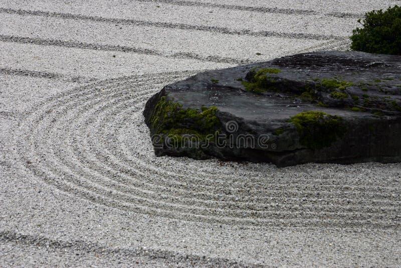 αμμοχάλικο 5 κήπων στοκ εικόνες