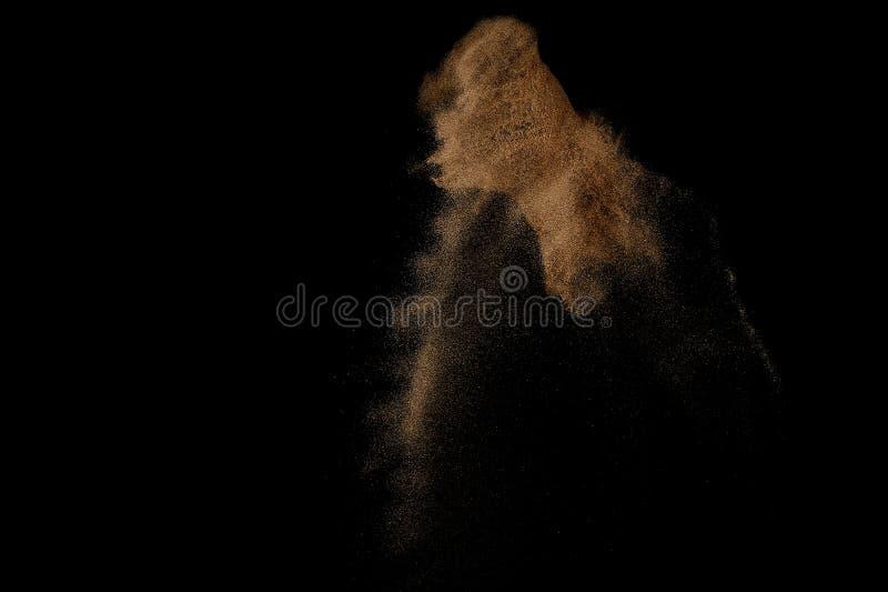 Αμμώδης έκρηξη στοκ φωτογραφία με δικαίωμα ελεύθερης χρήσης