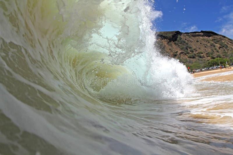 Αμμώδης παραλία στοκ εικόνες με δικαίωμα ελεύθερης χρήσης