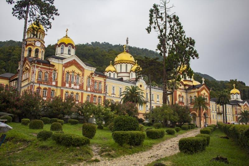 Αμπχαζία Νέο Afon στοκ εικόνες