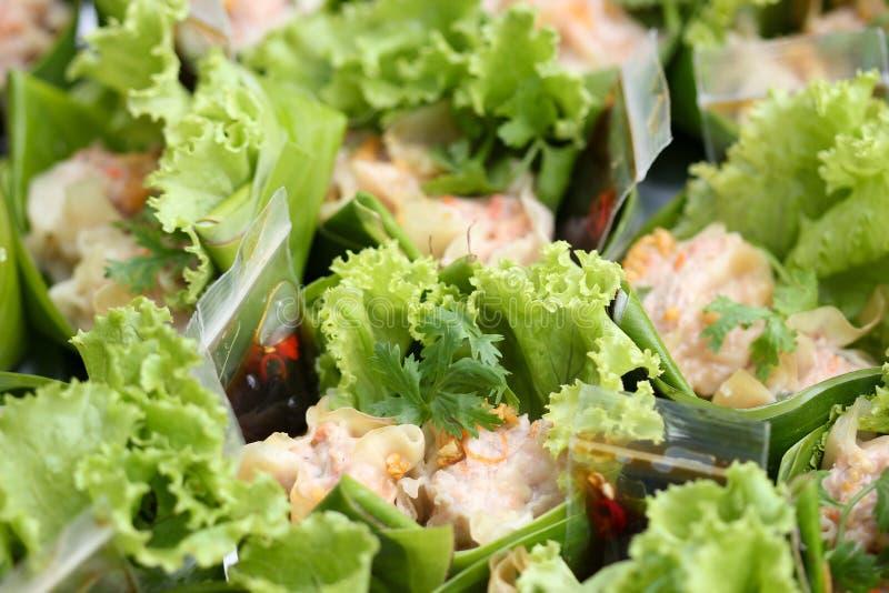 Αμυδρά κινεζικά πρόχειρα φαγητά ποσού στοκ φωτογραφίες με δικαίωμα ελεύθερης χρήσης